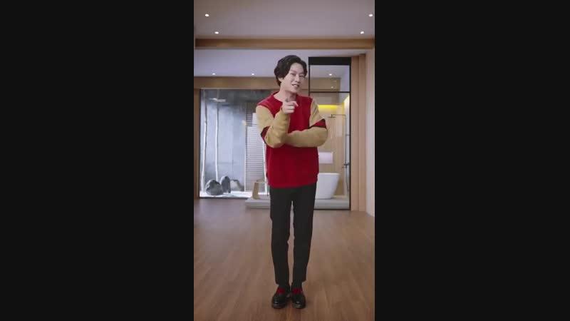 Chul_Cheri - 190106 LGCAREAD update 닥터그루트 김희철 단독 세로영상 🔗 KimHeechul Heechul 김희철 희철 희님 ヒチ
