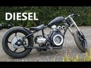 Amazing Cold Start Homemade Diesel Motorcycles and Exhaust Sound 2