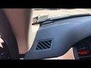 Старенький БМВ Х3 сломались родные парктроники Оказалось намного дешевле поставить не штатные
