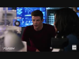 The Flash - All Dolld Up Scene - The CW