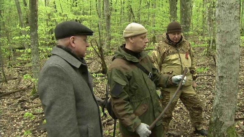ВКраснодарском крае торжественно перезахоронили двух летчиков находившихся всписках пропавших без вести с1943 года