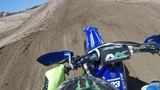 GoPro Onboard With Aaron Plessinger At Cahuilla Creek MX