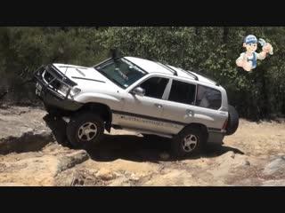 Toyota Land Cruiser 100 vs Nissan Patrol GR . Что лучше