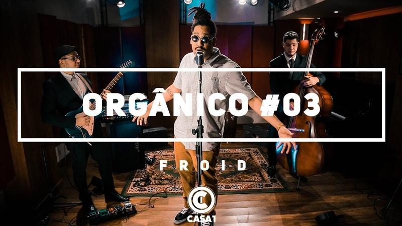 Orgânico 3 - Novo Jazz - Froid