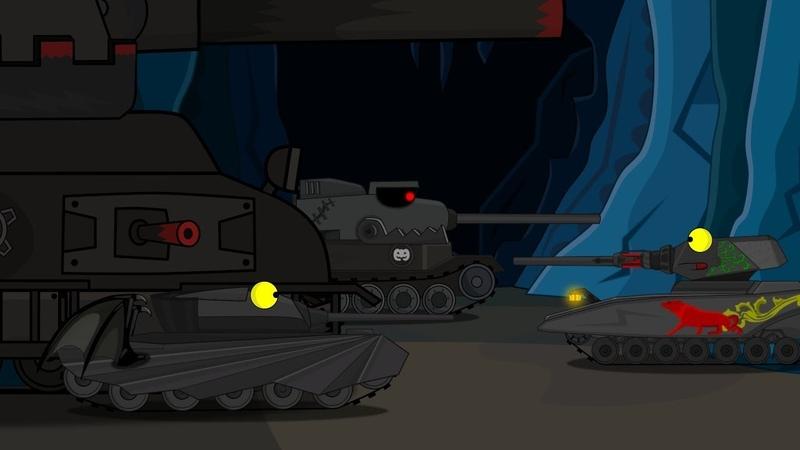 Все серии ОВЕРЛОРД Мультики про танки