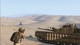 Friendly Jets Are In The Air (ARMA 3)