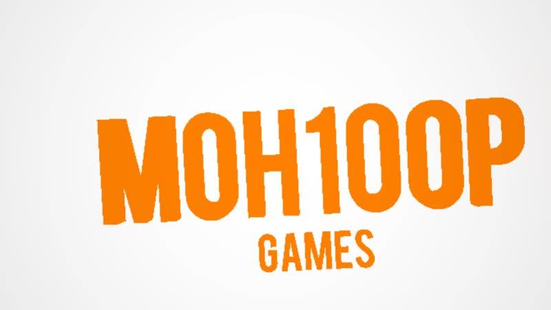 заказали обычную интро MOH100P Games