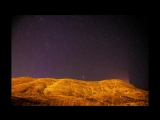 Timelapse: Lebanons Sanine Mountain Under the Shooting Stars