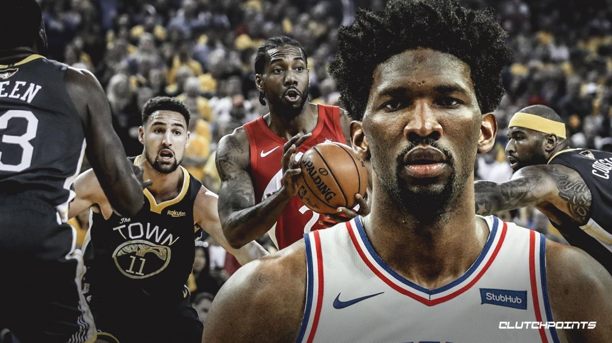Джоэл Эмбиид считает, что только болезнь оградила его от участия в Финале НБА