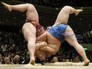 스모 중력,운동의 법칙 파괴하기 (98kg VS200kg)