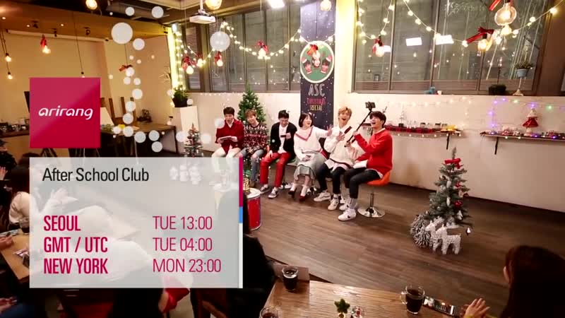 [181122] Stray Kids » ASC Christmas Special Ep.348 preview