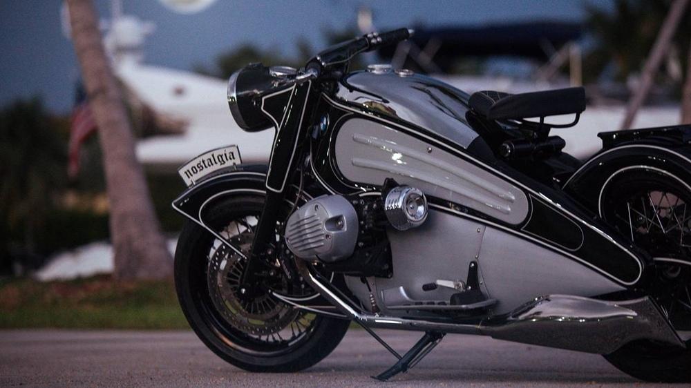 NMoto Design: Кастом BMW R7 Prototype 1934