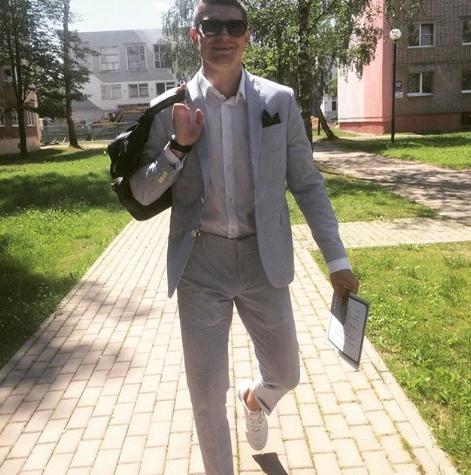 Михаил Бучкин