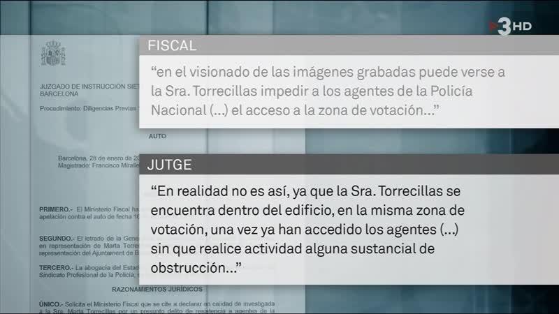 La fiscalia española pura basura
