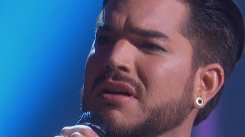 Adam Lambert - Believe (The 41st Annual Kennedy Center Honors 2018) EDIT