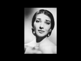 Maria Callas sings Una voce poco fa from The Barber of Seville by Rossini