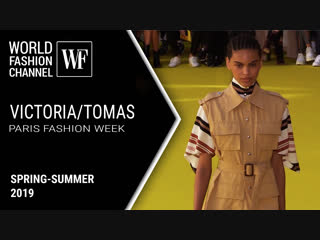 VICTORIA TOMAS Spring-Summer 2019 | Fashion report