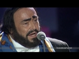 Luciano Pavarotti--James Brown--Its a mans world