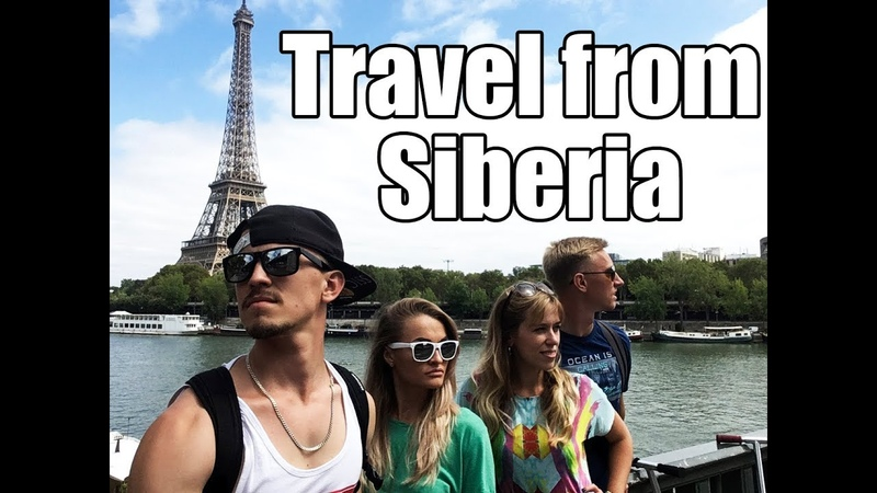 13 countries in 13 minutes Travel from Siberia