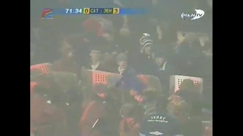 Сатурн-Ren TV vs Зенит %2F 01.11.2003 %2F Премьер-лига