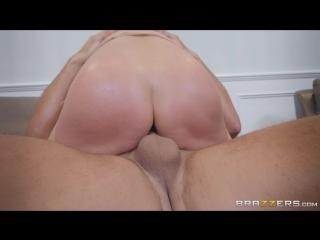 Brazzers.com] Angela White - Pounding Her Pantyhose [2018-09-14, A2M, Anal, Big Tits, Deep Throat, Face Fuck, Facial, Oil, Strai