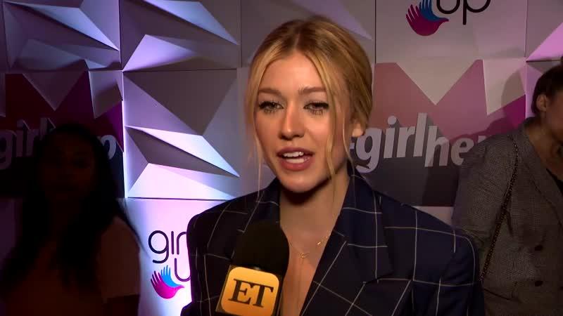 Katherine McNamara on Joining Arrow as a Kickass Fighter Entertainment Tonig