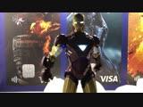 Тони Старк дэнсит в Тюмени на Гранд-финале Кубка России по киберспорту