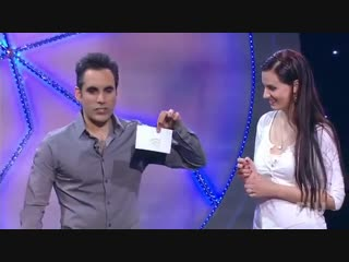 Michael Grandinetti Drawing To Life on Masters of Illusion