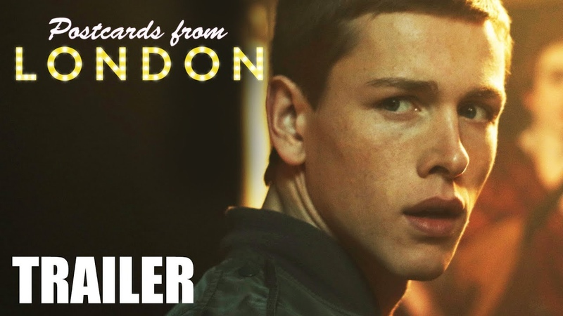 Postcards From London - Harris Dickinson - UK Official Trailer - In Cinemas Now