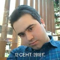 Анкета Nurik Khimatov