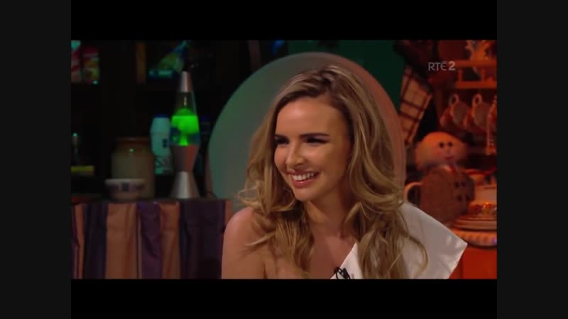 Nadine Coyle interview 19 11 18 [Podge Rodge Show]