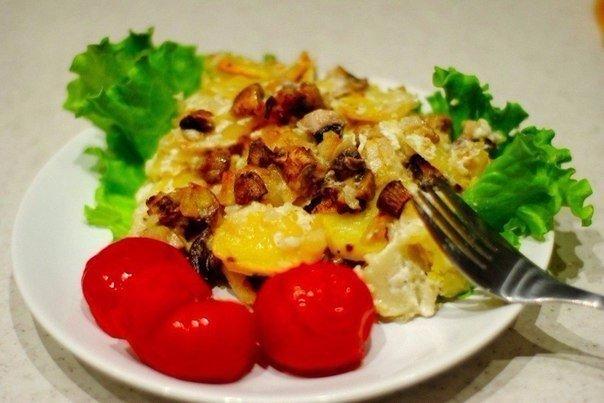 10 самых вкуснейших блюд из картофеля!