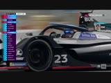Formula E 2018/19. Этап 1 - Эр-Рияд. Гонка