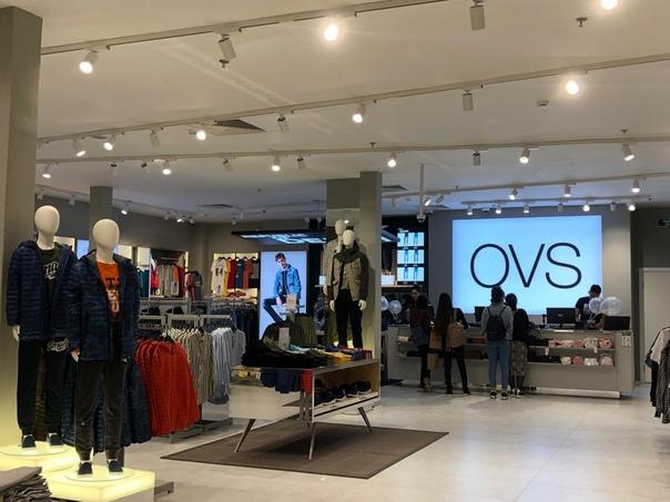 1c1ae6e96c4 В MEGA Alma-Ata открылся бутик OVS! OVS — бренд