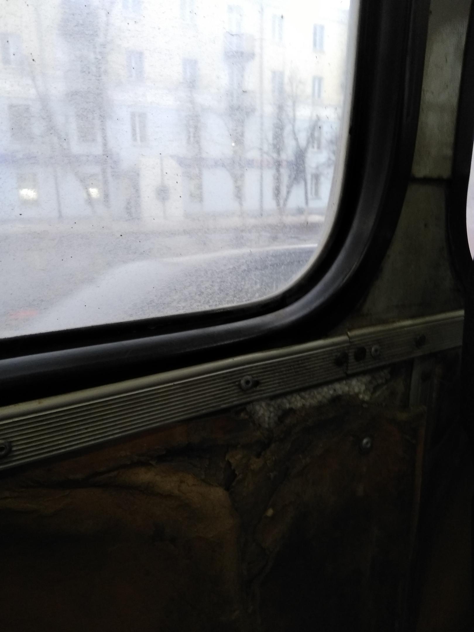 Немного ковровского троллейбуса вам в ленту.