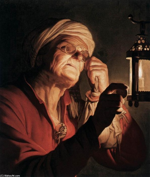 Геррит ван Хонтхорст (Gerrit van Honthorst, 4 ноября 1592-1656 )— нидерландский художник Золотого века; яркий представитель утрехтской школы. Он любил изображать ночь, да и работать по ночам