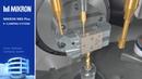 Rotary transfer Machine MIKRON - Mikron NRG rundtakt transfer macchina transfer