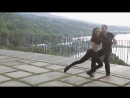 Isabelle and Félicien kizomba in Tahiti Não me Pede C4 Pedro