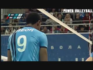 Volleyball actions that shocked the world (hd)