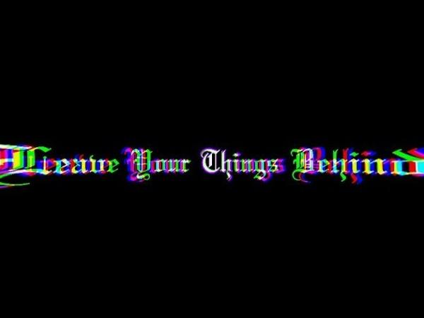 $UICIDEBOY$ - LEAVE YOUR THINGS BEHIND SLOWED