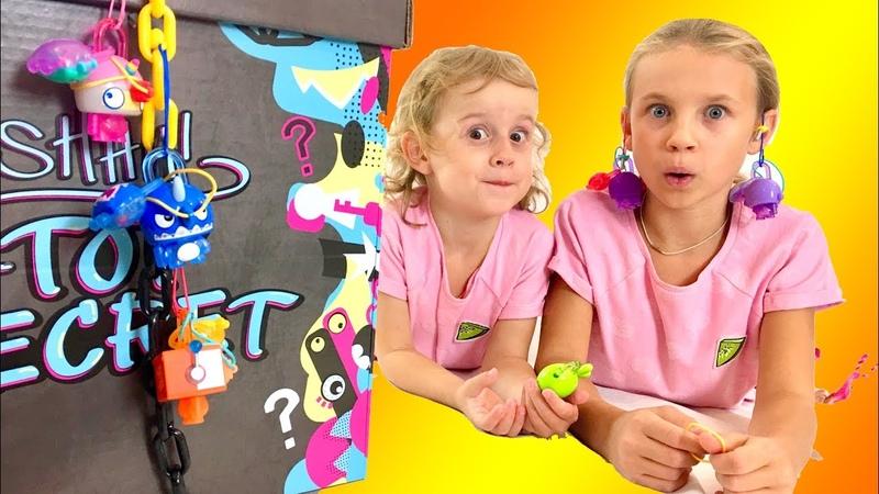 КОРОБКА с Сюрпризами LOCK STARS для АЛИСЫ и КСЮШИ! Хасбро новая коллекция игрушек!