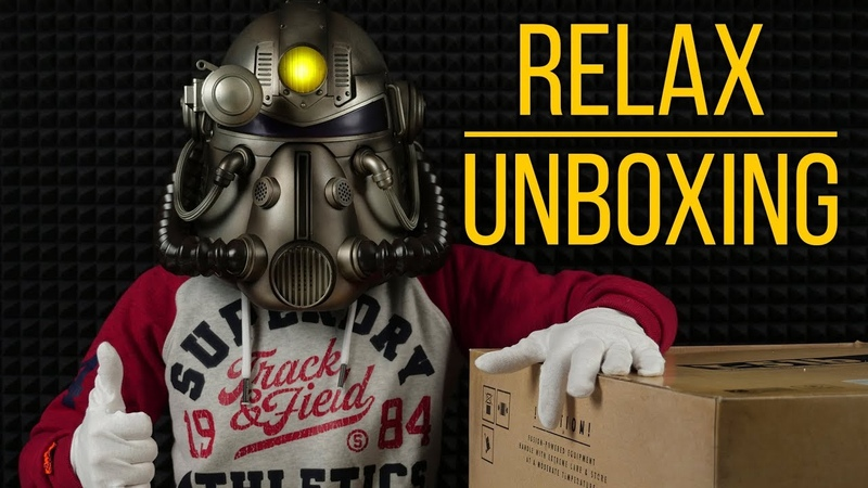 Fallout 76 Power Armor Edition. Издание Силовая броня - Relax Unboxing