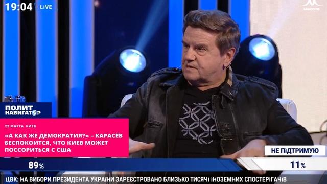 «А как же демократия» – Карасёв беспокоится, что Киев может поссориться с США