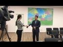Генеральный директор ГУП «Леноблводоканал» Саяд Алиев дал интервью каналу РТР