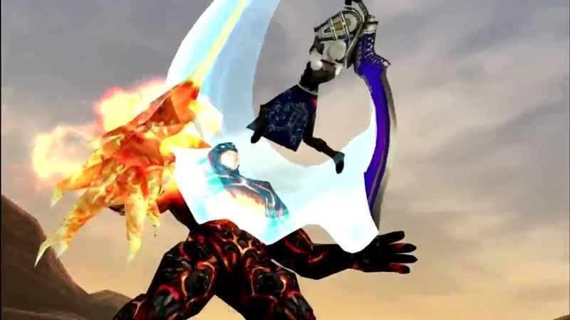Lord of Arcana Agni Boss Fight 1