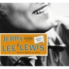 Jerry Lee Lewis альбом Saga All Stars: Great Balls of Fire / Singles & Ep's 1956-1957