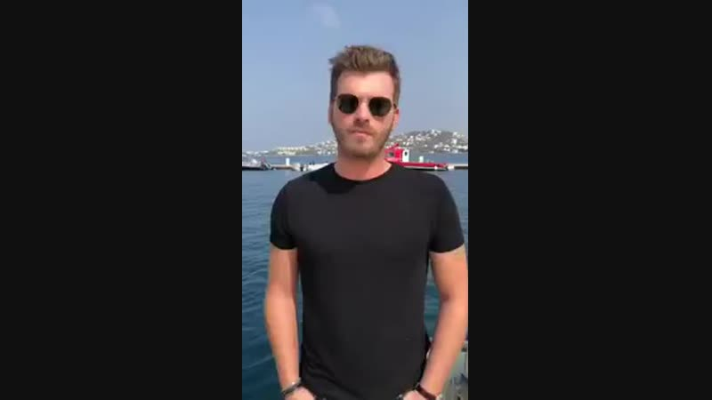 @kivanctatlitug was the coolest malparticipate in Cool Gece