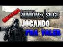 RAINBOW SIX: JOGANDO PRA VALER -PS4