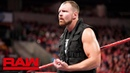 Dean Ambrose's Shield loyalty comes into question Raw Oct 1 2018