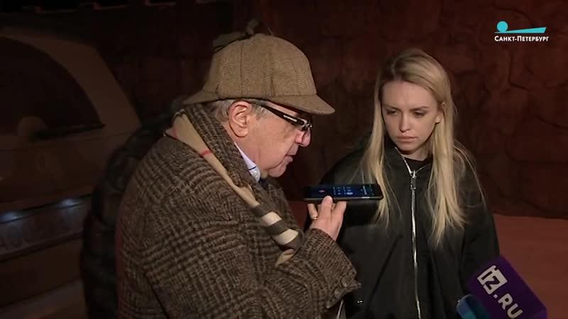 Милана Тюльпанова приехала к Александру Кержакову за сыном